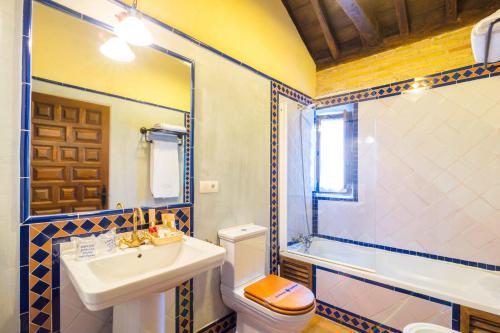 Habitación Doble Deluxe con vistas a la Alhambra - No reembolsable Palacio de Mariana Pineda 5