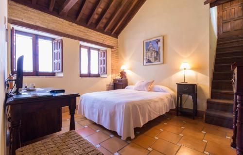 Habitación Doble Deluxe con vistas a la Alhambra - No reembolsable Palacio de Mariana Pineda 6