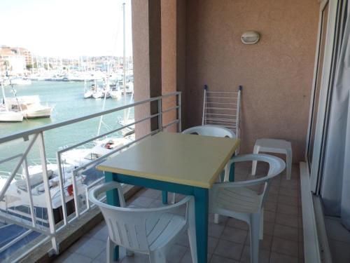 Studio with Sea View - 80CH207