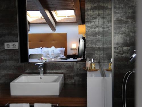 Habitación Doble Deluxe con entrada al spa Bonansa Country Hotel 8