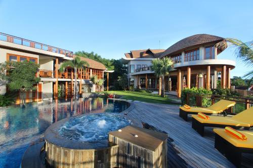 Отель Casa Bonita Villa by Premier Hospitality Asia 4 звезды Индонезия