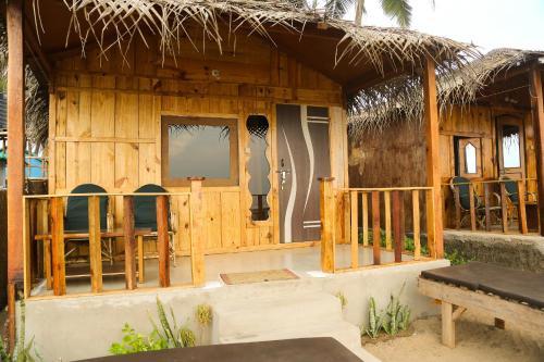 Отель Agonda Drop Zone Beach Huts 0 звёзд Индия