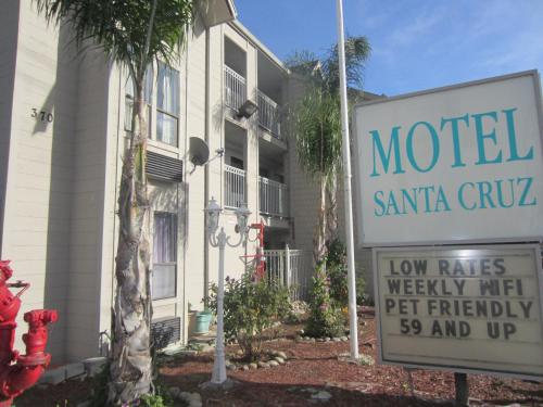 Motel Santa Cruz - Promo Code Details