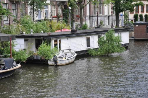 City Centre Houseboat