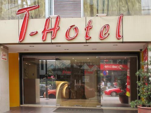 T-Hotel Bukit Bintang front view