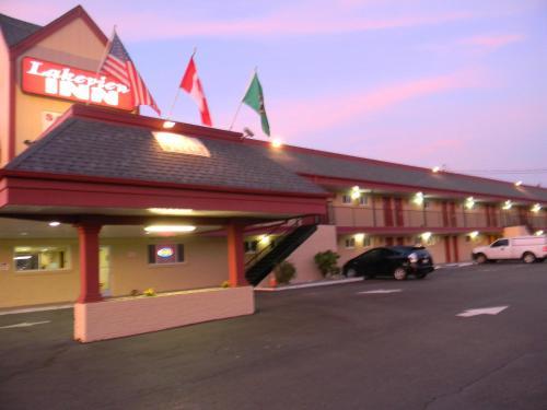 Lakeview Inn Centralia Hotel