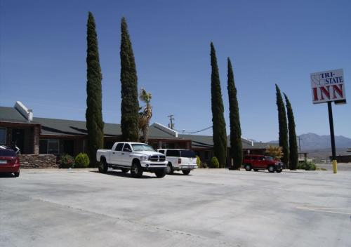 Us 93 Az Hotels Motels Roadnow - Us-93-arizona-map
