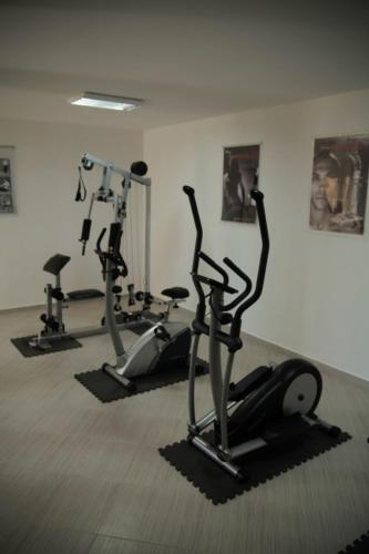 Fitness center Irina's Apartment in Kavatsi Area