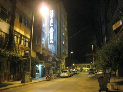 Asra Hotel