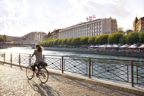 Отель Mandarin Oriental, Geneva 5 звёзд Швейцария