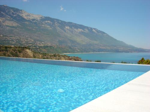 Sea View Villa Agios Thomas