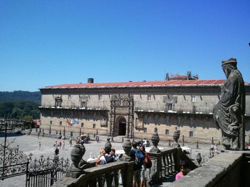 Parador De Santiago De Compostela Dos Reis Catolicos 49