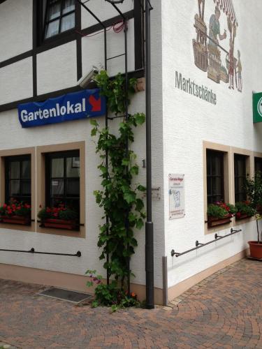 Marktschänke Hotel Bad Durkheim in Germany