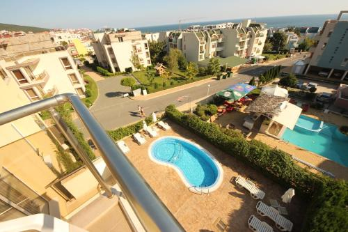 Отель Menada Belle View Apartments 0 звёзд Болгария