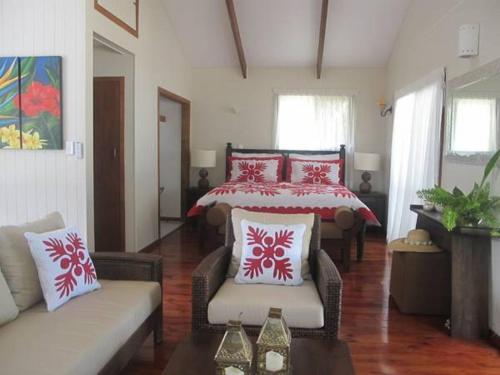 Te Ava Beach Villas, Rarotonga