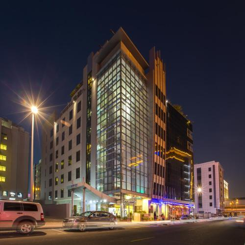 MENA ApartHotel Albarsha photo 4