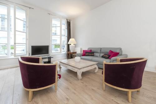 St Martin Le Marais Apartment