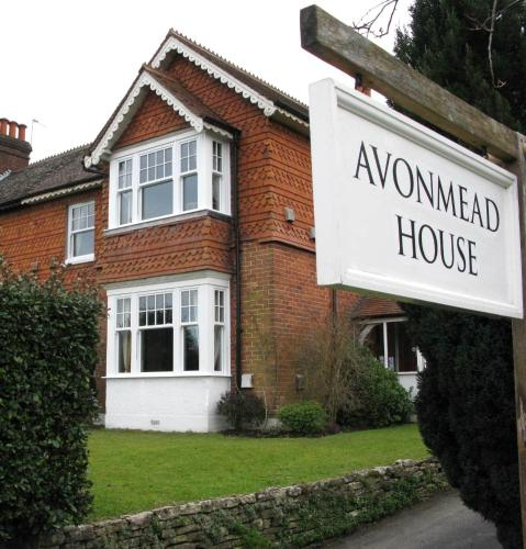 Avonmead House hotel in Ringwood