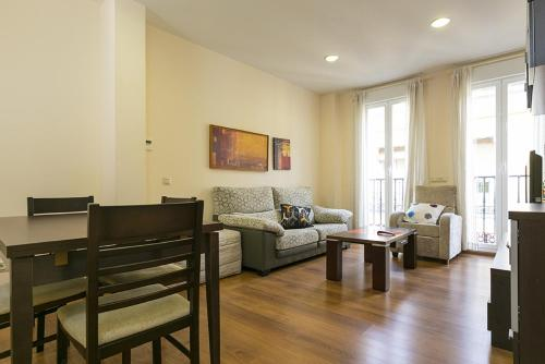 Apartments Center Madrid, Madrid