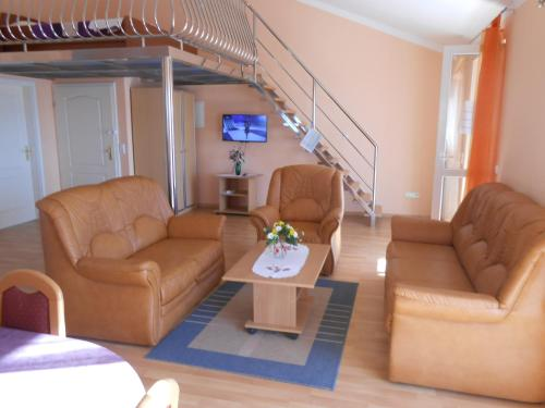 Comfort-lejlighed med havudsigt og balkon (Comfort Apartment with Sea View and Balcony)