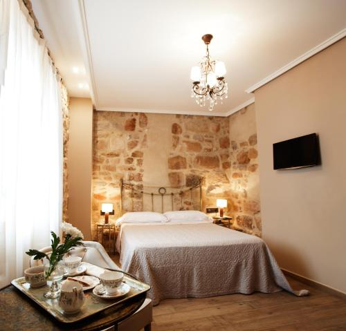 Double or Twin Room Torre Maestre Hotel Rural 4