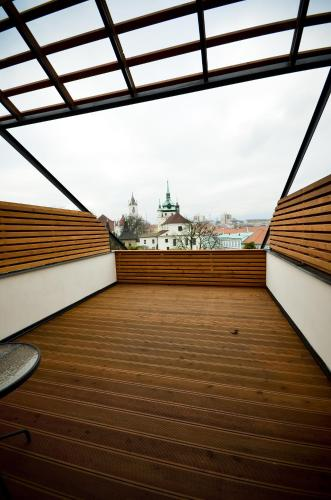 Superior Triple Room with Terrace