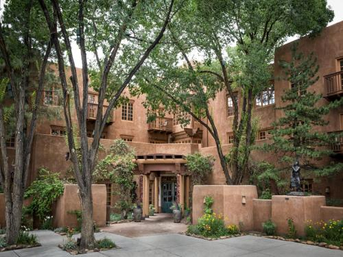 Hotel Santa Fe & Spa staycation