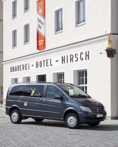 AKZENT Brauerei Hotel Hirsch photo 27