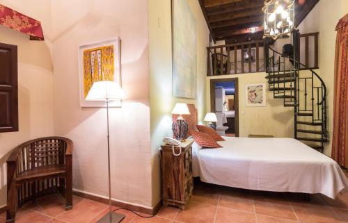 Habitación Familiar (2 adultos + 2 niños) Palacio de Santa Inés 3