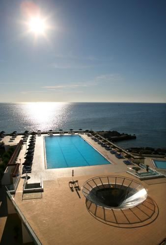 Eden Roc Resort****  in Kalithea