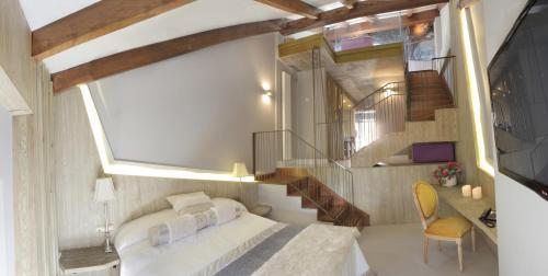 Suite Dúplex Hotel Las Treixas 4