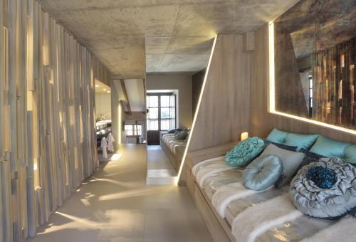 Suite Familiar Hotel Las Treixas 5