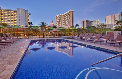 Holiday Inn Waikiki Beachcomber Resort