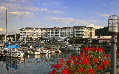 WATKINS GLEN HARBOR HOTEL -  star rating for travel with kids