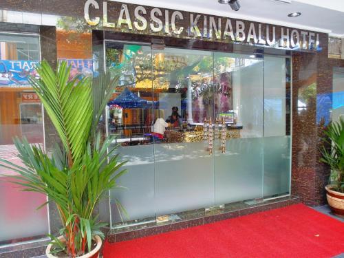 Classic Kinabalu Hotel