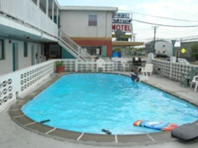 Photo of Atlantic Motel Hotel Bed and Breakfast Accommodation in Seaside Heights New Jersey