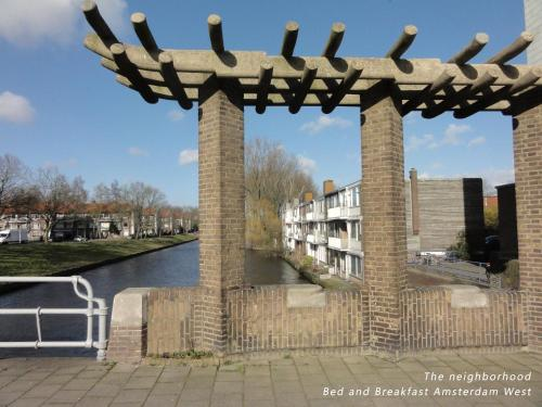 Bed and Breakfast Amsterdam West photo 7