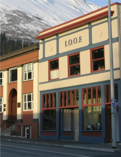 Photo of A Swan Nest Inn Hotel Bed and Breakfast Accommodation in Seward Alaska
