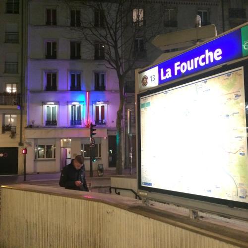 Hôtel de la Fourche