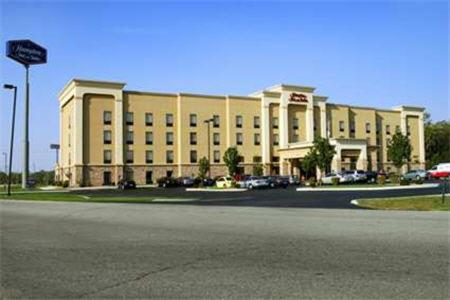 Hampton Inn & Suites Richmond In