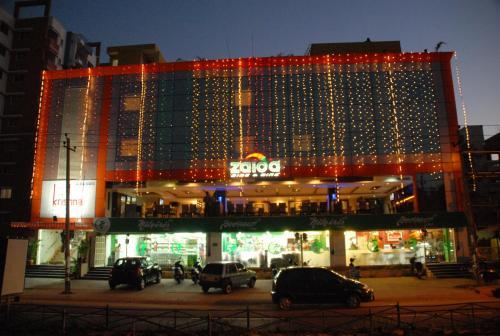 Отель The Krishna Nibbana 2 звезды Индия