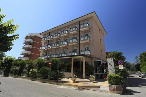 Отель Hotel Conti 3 звезды Италия