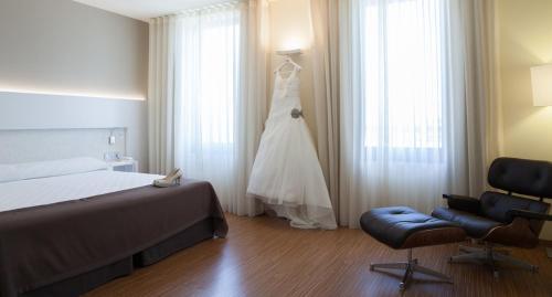 Habitación Doble Superior - 1 o 2 camas Hotel SPA Vía de la Plata 5