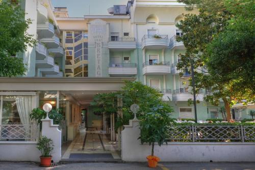 Отель Hotel Gran Bretagna 3 звезды Италия