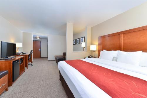 Comfort Suites Redding - Shasta Lake