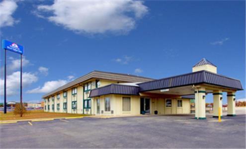 Photo of Americas Best Value Inn Warrenton Hotel Bed and Breakfast Accommodation in Warrenton Missouri