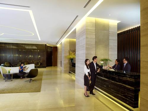 Отель One Farrer Hotel & Spa