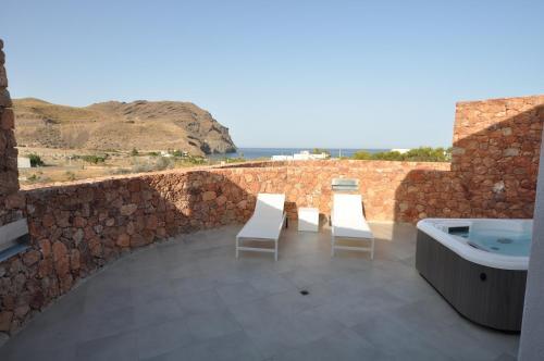 Villa de 1 dormitorio con terraza    Hotel Spa Calagrande Cabo de Gata 2