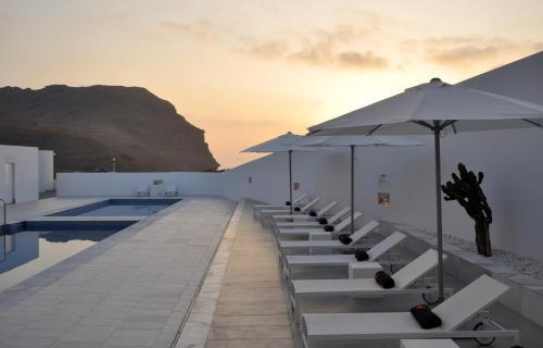 Habitación Doble Superior con terraza Hotel Spa Calagrande Cabo de Gata 2