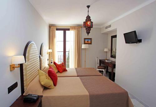 Habitación Doble de uso individual - 1 o 2 camas Hotel La Fonda 1